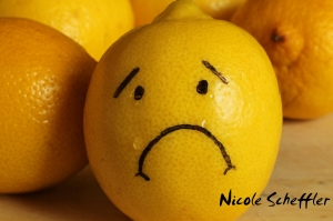 saure Zitrone