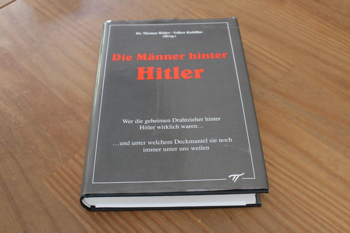 Scientology Buch: Die Männer hinter Hitler